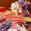 Atelier de filage de la laine au rouet et au fuseau